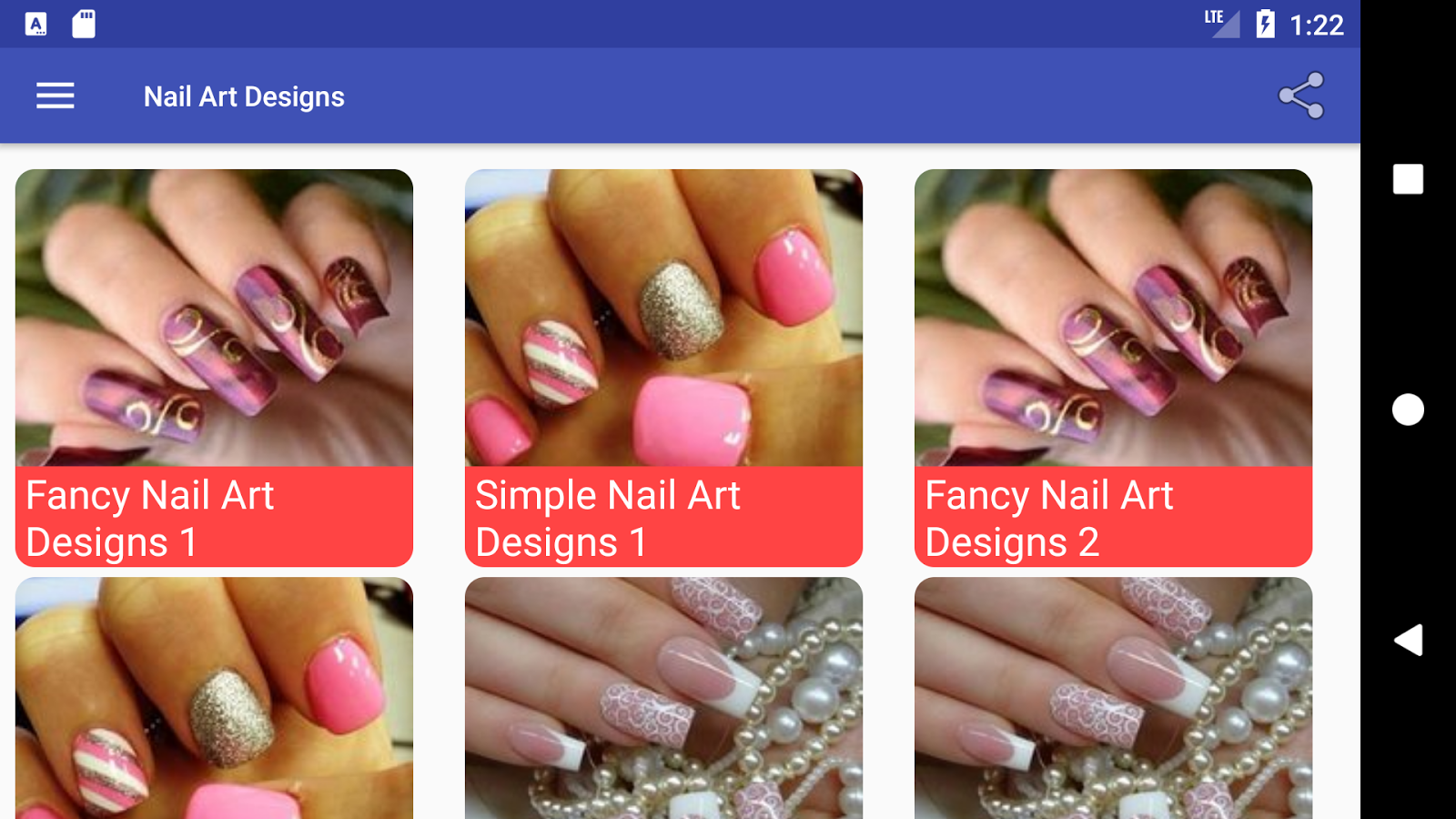 Step By Easy Nail Art Designs Hd Gallery