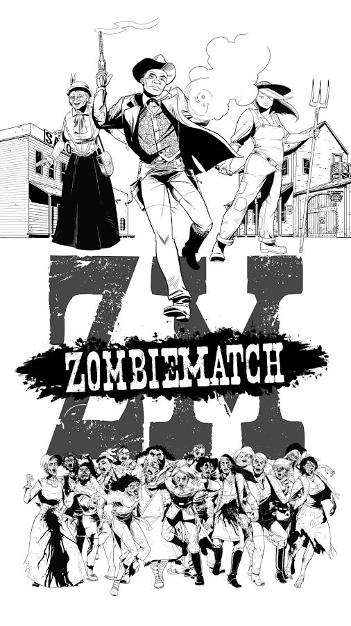 Zombie Match- screenshot