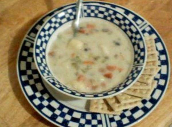 Potato & Herb Soup Recipe