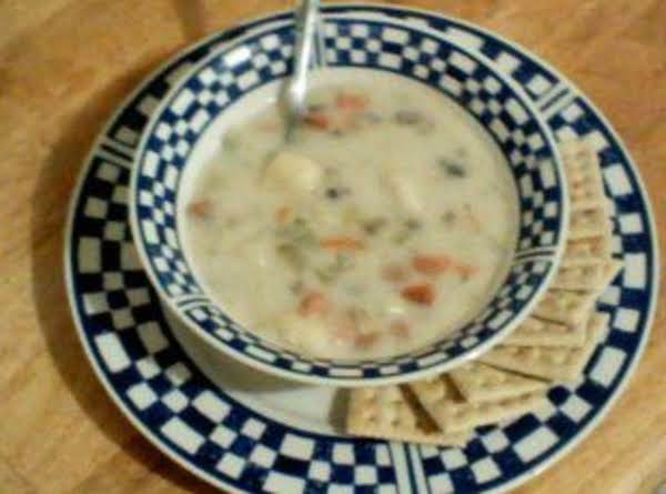 Potato & Herb Soup