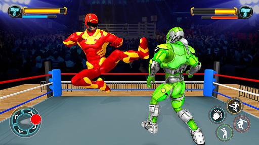Grand Robot Ring Fighting 2020 : Real Boxing Games 1.0.13 Screenshots 6