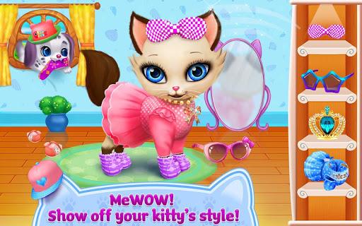 Kitty Love - My Fluffy Pet 1.1.1 screenshots 1
