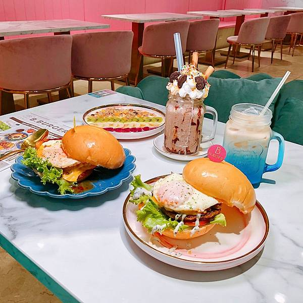 B.burger 嗶嗶漢堡