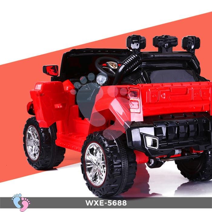 Ô tô điện cho bé WXE-5688 2 động cơ 5