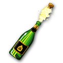 Champagne Blast: Pop the Cork! icon