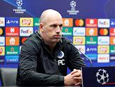 Volg live de persconferentie van Club Brugge in aanloop naar topper tegen Antwerp