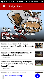 Badger Beat by madison.com - náhled