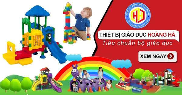 Công ty sản xuất đồ chơi mầm non