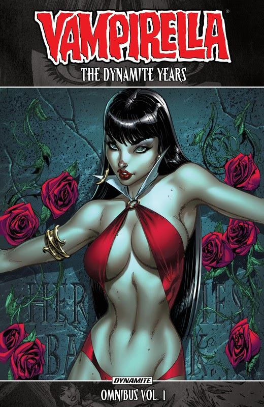 Vampirella: The Dynamite Years Omnibus (2017) - complete
