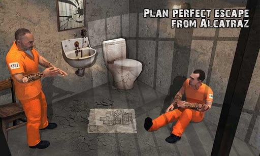 alcatraz prison escape plan: jail break story 2018 screenshot 2