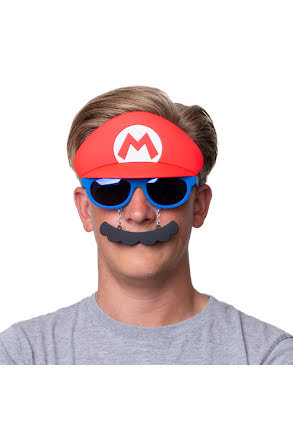 Glasögon, Mario