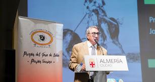 El periodista José Luis Ramón, pregonero de esta edición.