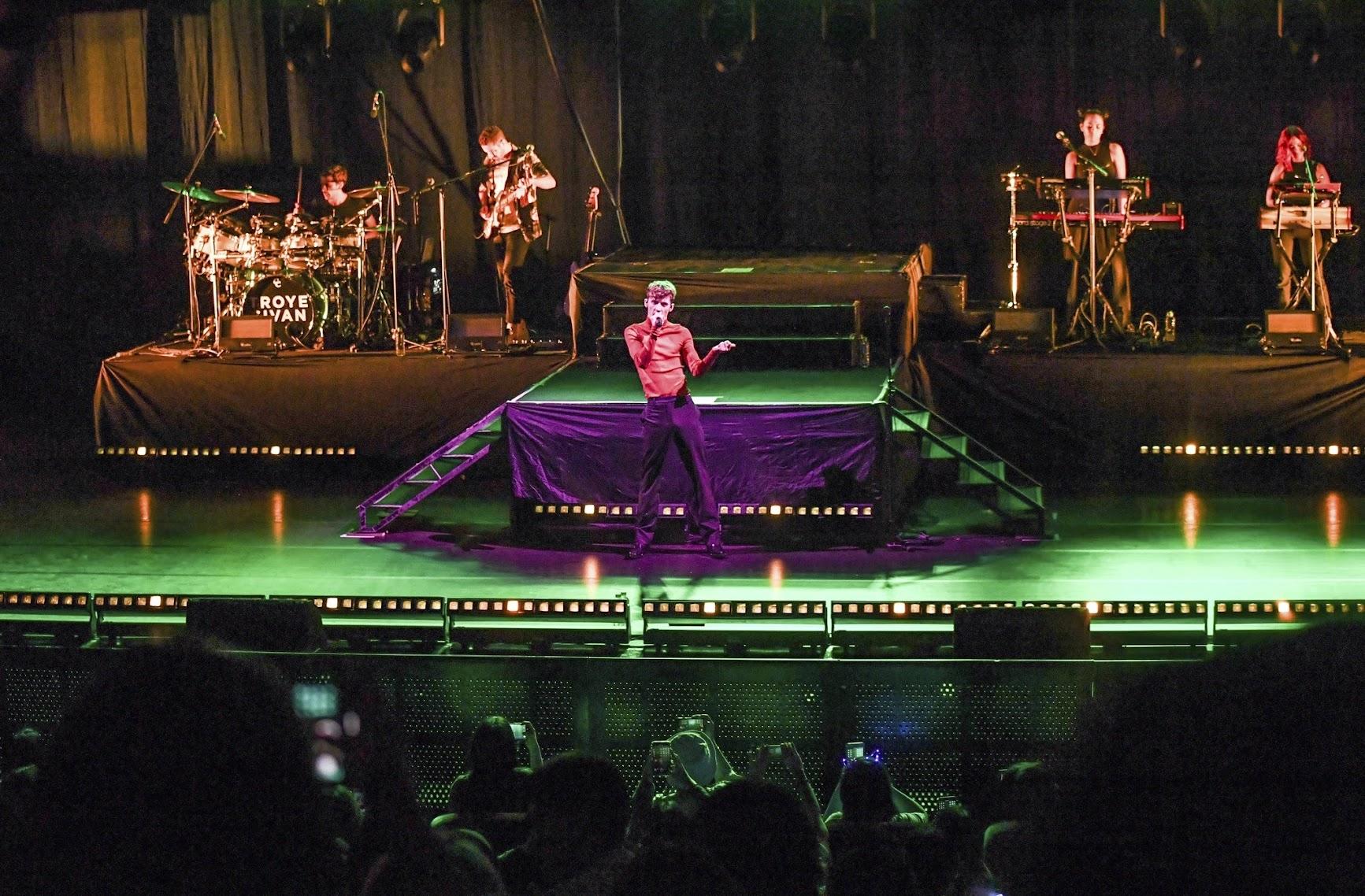 【迷迷歌單】TROYE SIVANBLOOM TOUR TAIPEI 特洛伊2019台北演唱會