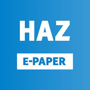 HAZ EPaper 3.0.7 by digitalathleten GmbH Co. KG logo