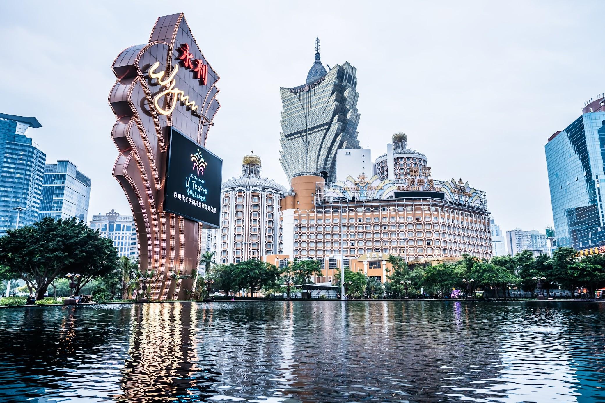 ウィン・マカオ(Wynn Macau/永利澳門)1