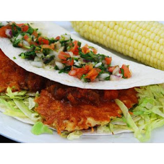 Tilapia Soft Tacos