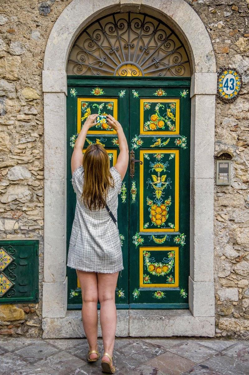 La porta della bellezza di Libero