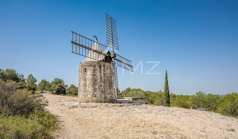 Moulin Arles
