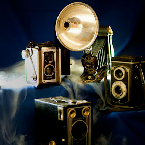 The Collection by Merna Nobile - Artistic Objects Antiques ( gear, camera, antique )