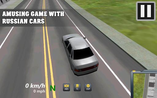 Russian Car Driver 3D