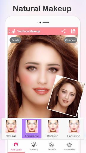 YouFace Makeup - Makeover Studio by YubituSoft (Google Play, United States) - SearchMan App Data & Information