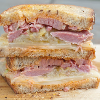 Reuben Sandwiches from Scratch