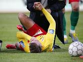 """Nog meer pech voor KV Oostende: twee jonkies extra in de blessureboeg, Jonckheere 'profiteerde': """"Moet nu aan mezelf denken"""""""