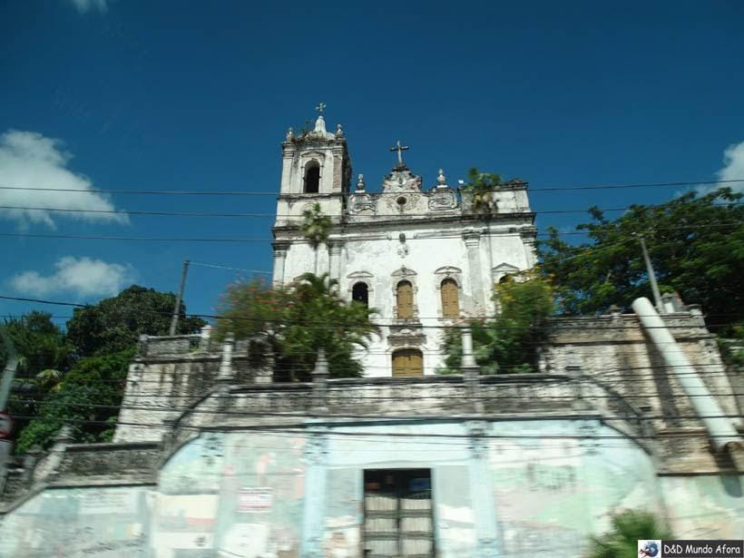 O que fazer em Salvador (Bahia) - igreja da Ordem Terceira da Santissima Trindade