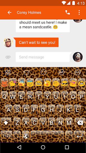 Arrogance -Love Emoji Keyboard