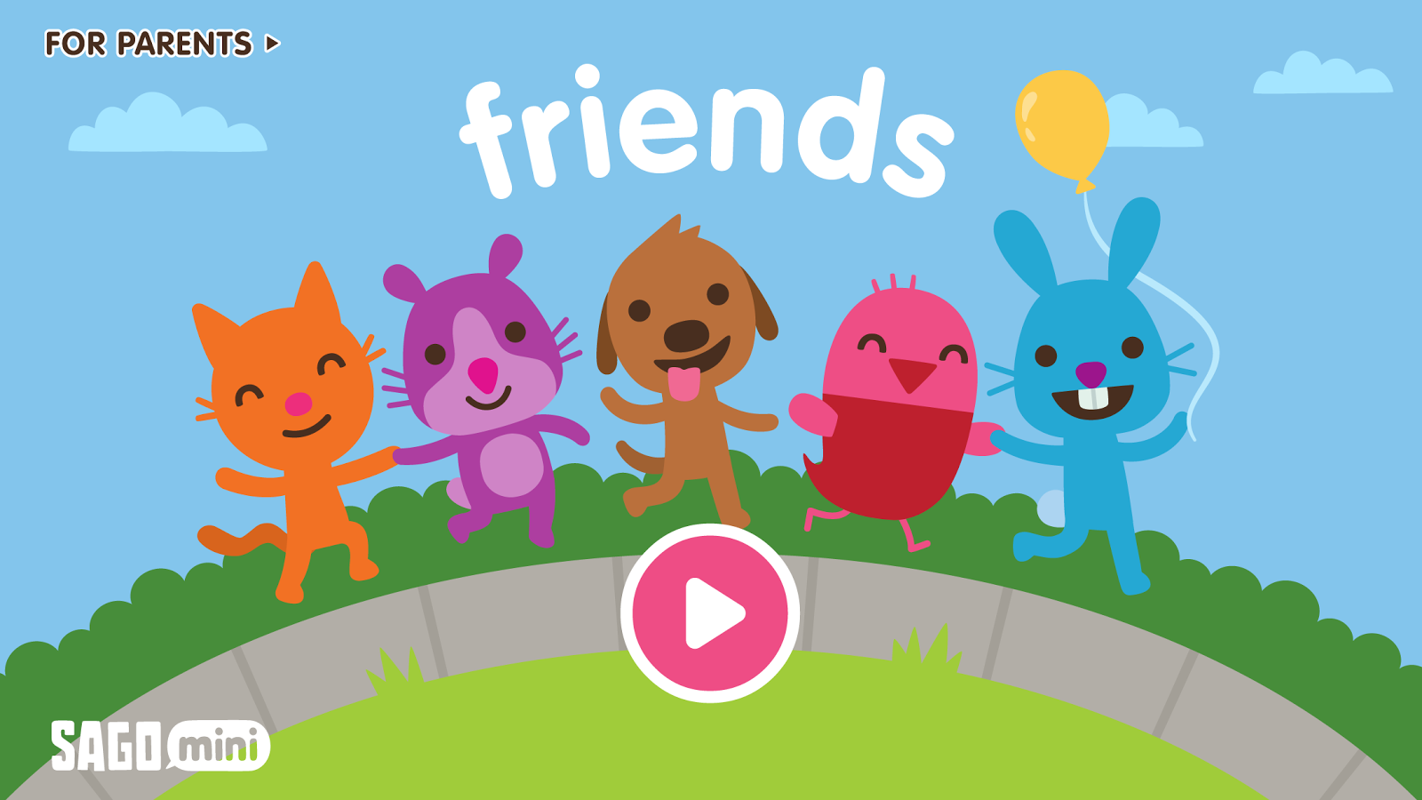 sago mini friends android apps on google play