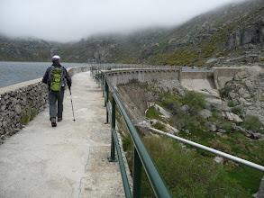 Photo: Por encima de la presa