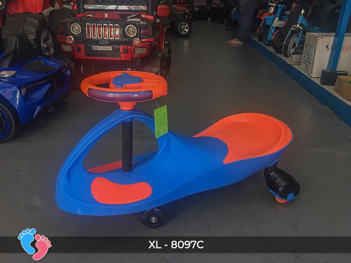 Xe lắc cho trẻ em Broller XL-8097C 12