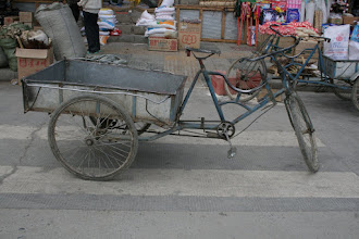 Photo: le tricycle
