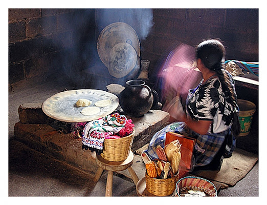 Tipica cucina del chapas di zerbi
