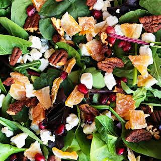 Tropical Green Salad Recipes.