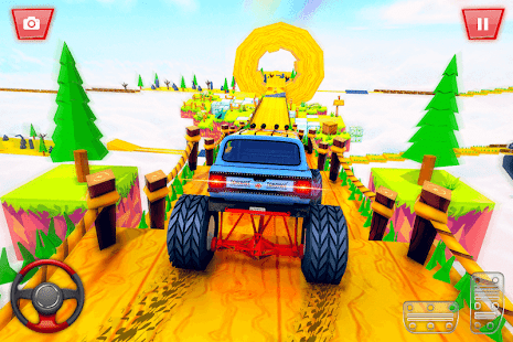 Mountain Truck Stunt 2020: Impossible Climb Master for PC-Windows 7,8,10 and Mac apk screenshot 16