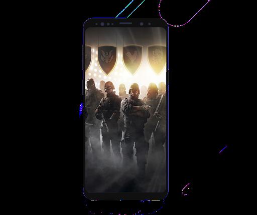 Rainbow Six Siege Wallpapers 4K Apk Download 4