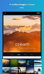 Canva: Poster, banner, card maker & graphic design APK screenshot thumbnail 14