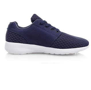 Kappa Sport shoe Adams Sneakers blue army-white Stl: 43