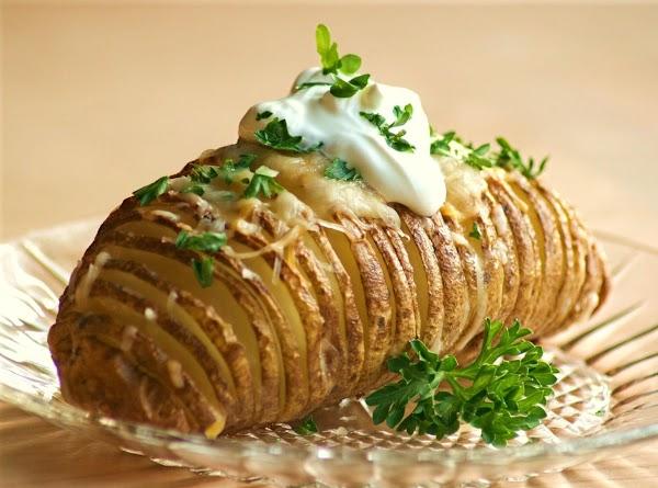 Elegant 4-cheese Company Potatoes Recipe
