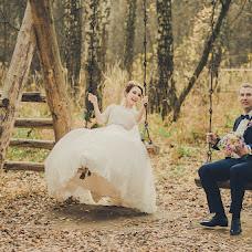 Wedding photographer Natalya Fayzullaeva (Natsmol). Photo of 08.11.2017