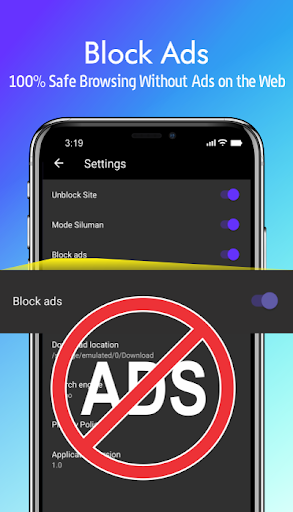 Browser for Android - Intelligent & Smart Browser 12.1 Screenshots 3