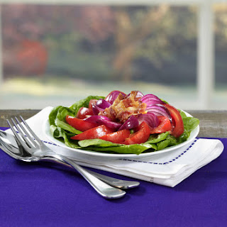 BLT Spinach Saute Recipe