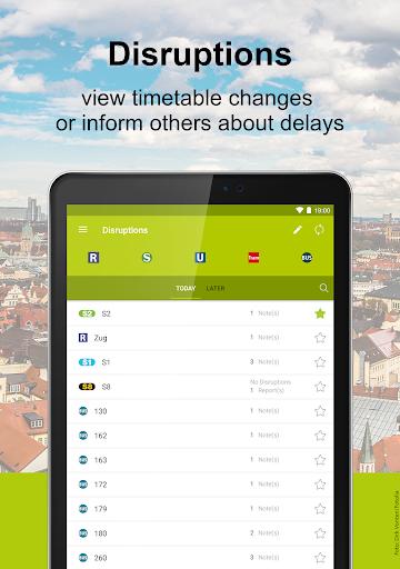 MVV-App – Munich Journey Planner & Mobile Tickets 5.34.13648 screenshots 14