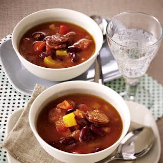 Chorizo and Bean Soup
