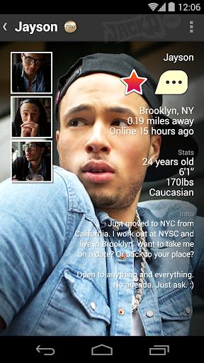 玩免費社交APP 下載同性戀聊天和交友 -  Jack'd app不用錢 硬是要APP