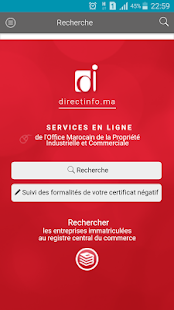 Directinfo Entreprises- screenshot thumbnail