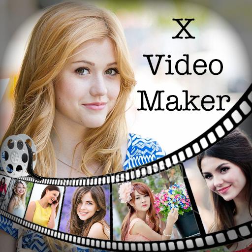 X Movie Maker 2018 : X Video Maker 2018