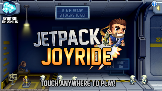 Jetpack Joyride MOD Apk (Unlimited Coins) 10