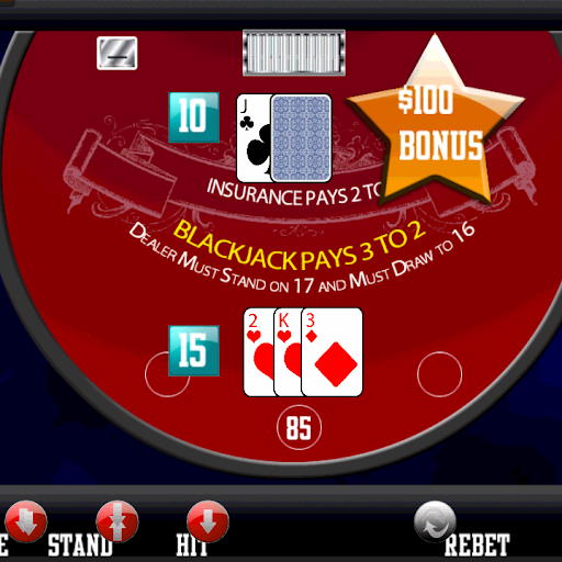 BlackJack Simulator 21+ Casino